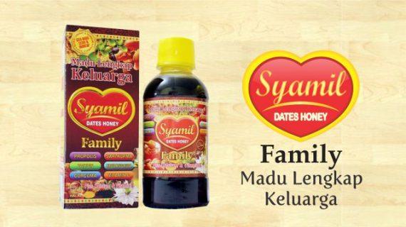 Madu Lengkap Keluarga – Syamil Dates Honey Family