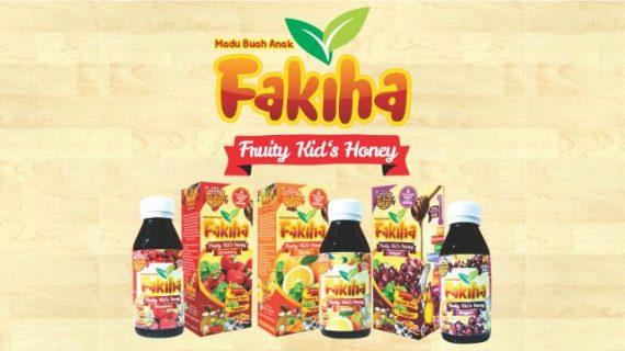 Madu Buah Anak Fakiha Fruity Kid's Honey