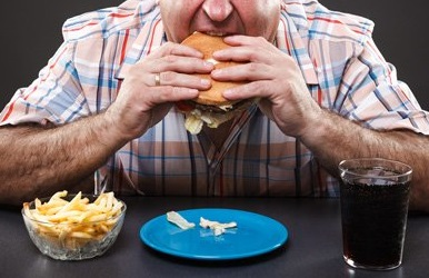 Image source: http://authoritynutrition.com/wp-content/uploads/2014/01/greedy-overweight-man-eating-junk-food.jpg